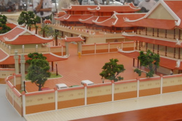 Nhà mái ngói độc đáo ở Lâm đồng