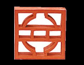Gạch Bông Gió Đồng Tiền