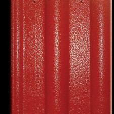 Ngói màu Đỏ Tươi Sóng Nhỏ