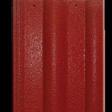 Ngói màu Đỏ Sậm Sóng nhỏ